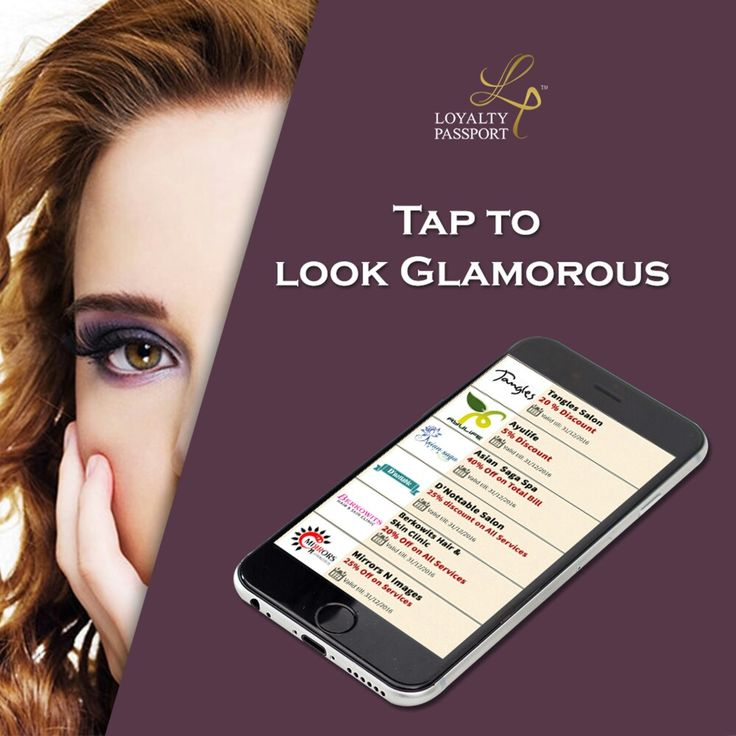 Pamper yourself with up to 25% off from salons near you, exclusively for our #LoyaltyApp users. Install #LoyaltyCardWallet today! Download for Android:https://play.google.com/store/apps/details?id=com.mobile.loyaltypassport Apple:https://itunes.apple.com/us/app/loyalty-passport/id1087256868?ls=1&mt=8r