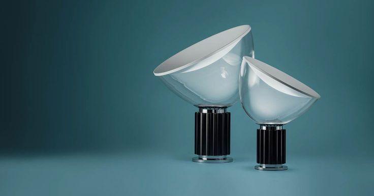 Taccia LED 2016 este o lampa cu un design inspirat de o lampa din anii 1950. Poate fi piesa care lipseste de pe biroul tau de lucru! #Taccia #LED #lampa #design