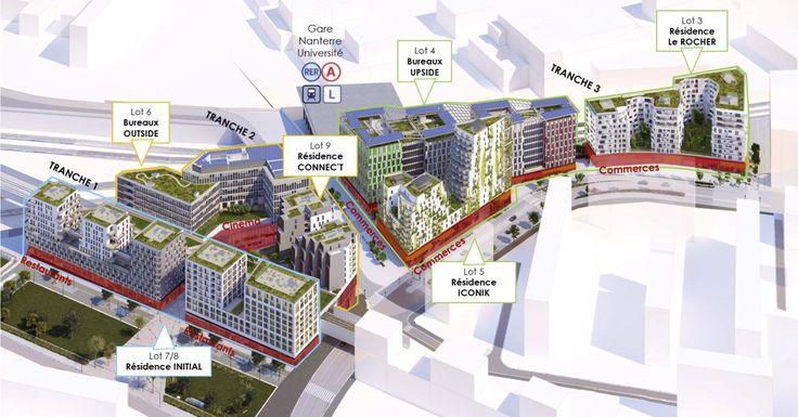 Bildergebnis für terrasse de l'université nanterre logements