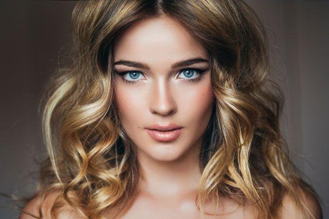 como lograr un rostro espectacular maquillaje