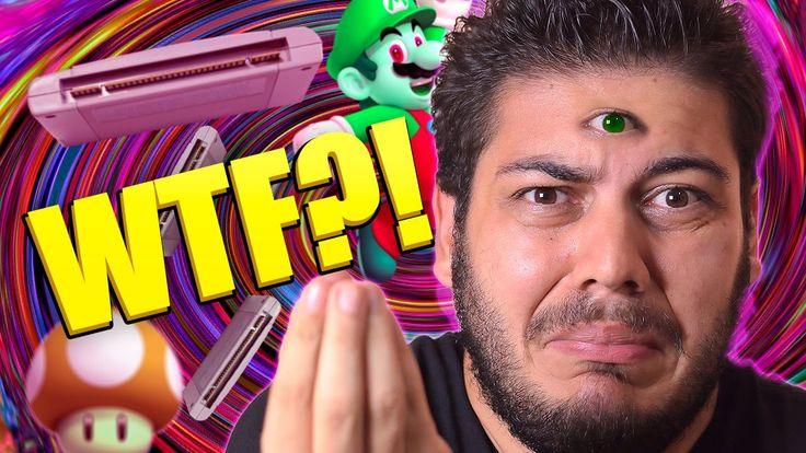 Top 5 - Finais mais WTF?! dos jogos de vídeo game!