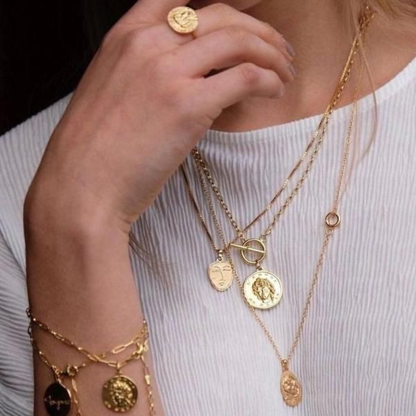 Paradigm Layered Necklace – 2019 Autumn Best Seller!