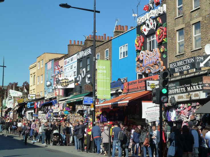 Camden, UK