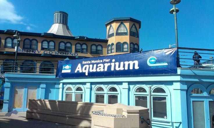 Heal the Bay's Santa Monica Pier Aquarium in Santa Monica, CA