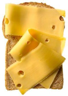De kaas niet van je brood laten eten
