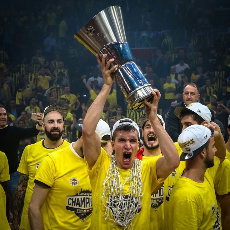 Bogdan Bogdanovic  Fenerbahçe  #Basketball  Euroleague Champion  #Fener4Glory