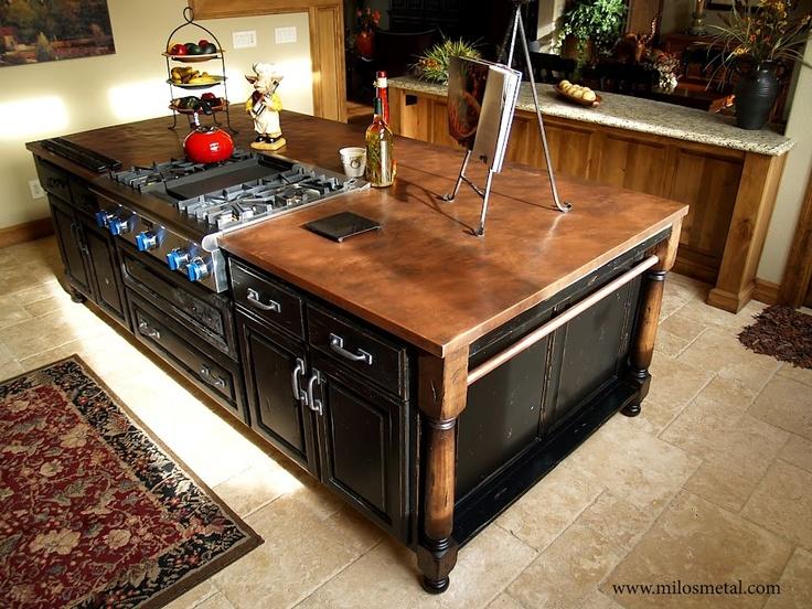 victorian kitchen countertops 20 best copper kitchen images on pinterest copper countertops
