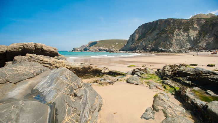 Sunny day at St Agnes #stagnes