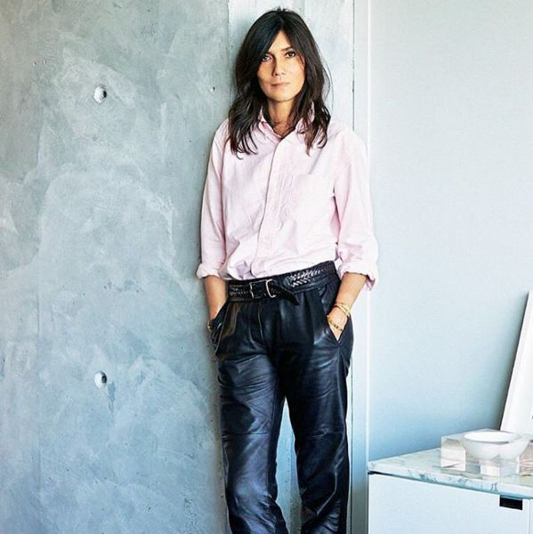 Long legs, tiny waist, and strong jawline. Emanuelle Alt of French Vogue (oui, who succeeded the French Vogue from Carine Roitfeld) is unlike any others.  Stay tuned and find out why she isn't your typical publishing royalty (but more) on today's #WomenKrushWednesdays