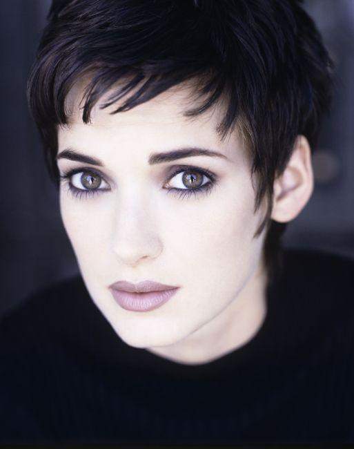 "Winona Ryder.....Just watched ""Girl, interrupted"", such a stunning performance."