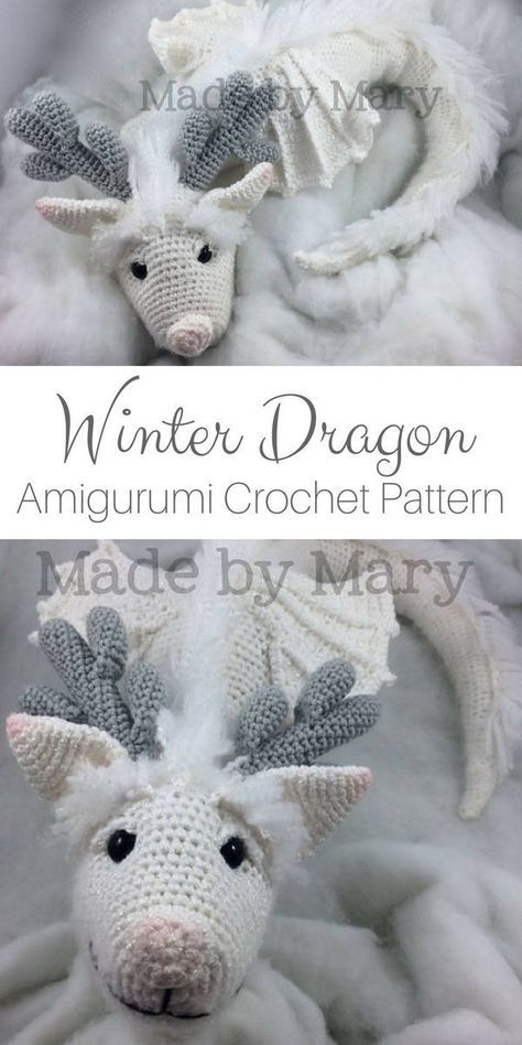 Crochet Patterns This winter kite amigurumi crochet pattern is beautiful! It would be the p …