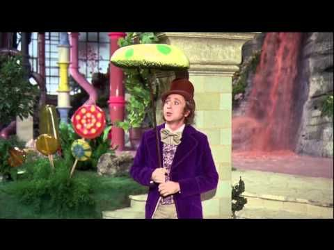 "Willy Wonka (HD) ""Pure Imagination"""