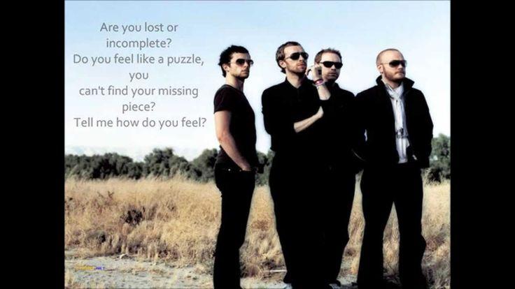 Coldplay - Talk (Lyrics)