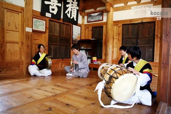 Head House of Tapdong Branch of Goseong Lee Clan in Beopheung_Room A