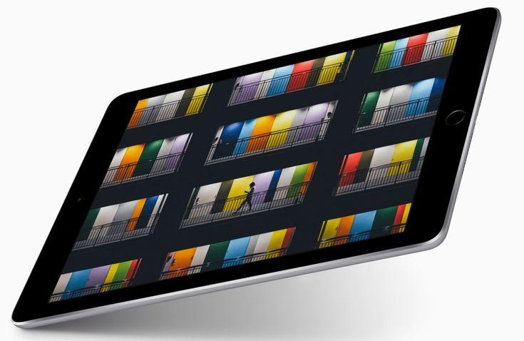 New iPad is thicker and heavier than iPad Air 2  #iPadAir #iPadAir2 #iPadmini4 #iPadPro #iPhone7 #Tagged:iPad #news