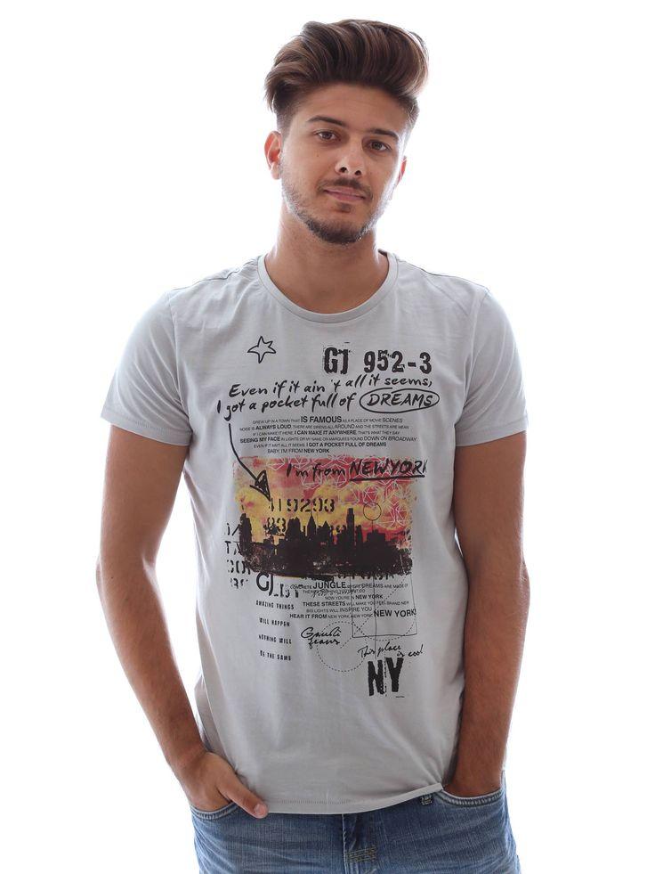 Sleeve T-Shirt - GAUDI JEANS A/I 2016/2017