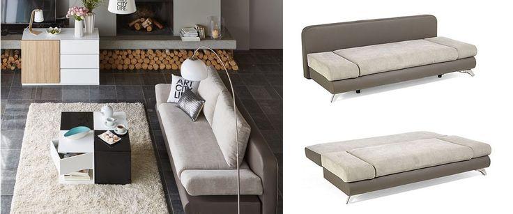 salon moderne et chaleureux salon ides dco alina - Salon Moderne Etchaleureux