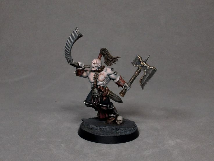Painting tutorial for blood reaver skin