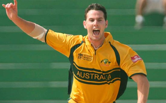 Shaun Tait, Spped: 161.1 kmph #Fastest Bowlers #Australia