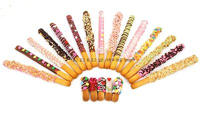 More beautiful pepero homemade deco