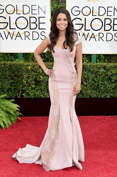 TV Personality Tracey Edmonds attends the 72nd Annual Golden Globe Awards at The Beverly Hilton Hotel on January 11, 2015 in Beverly Hills, California.