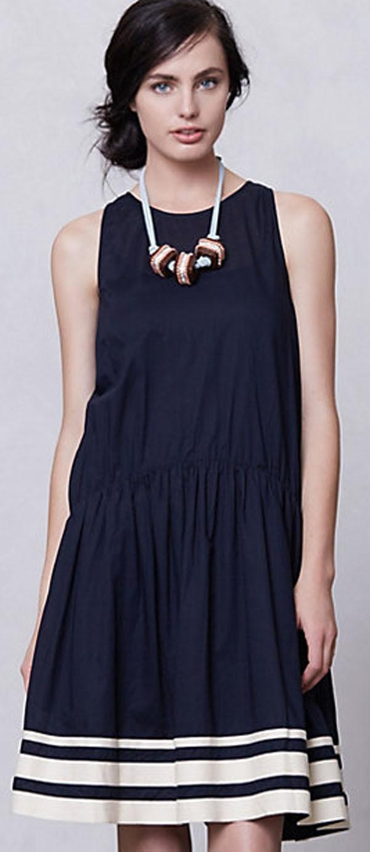 Cute Cruise Dress Dresses Anthropology Dresses Fashion