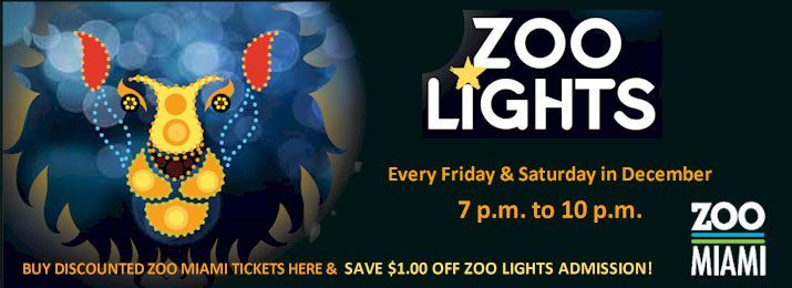 Save Up To 6 00 Off Zoo Lights Zoo Miami Https Www Destinationcoupons Com Florida Miami Miami Zoo Miami Zoo Coupons Asp W 7 Zoo Lights Zoo Coupons Miami