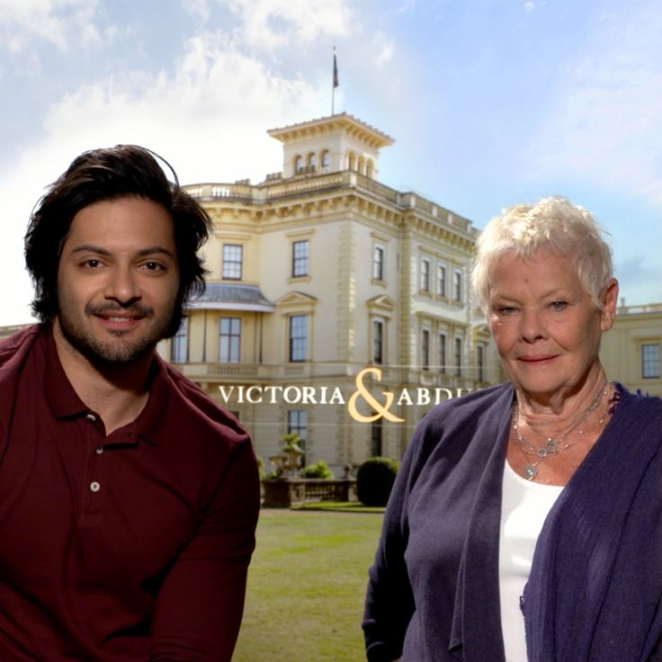 History's most unlikely friendship. See Academy Award winner Judi Dench and Ali Fazal in Victoria & Abdul, now playing in NY/LA, everywhere October 6th!