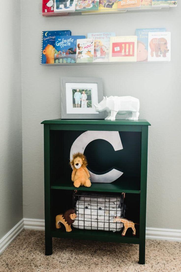 428 best Nursery Shelving Ideas images on Pinterest | Project ...
