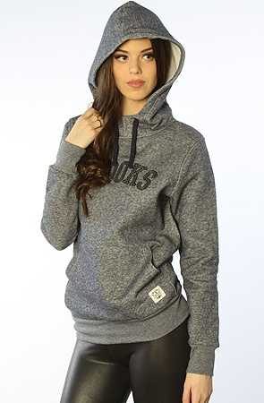 Crooks and Castles The Crooks Block Pullover Hoody in Navy Speckle : MissKL.com - Cutting Edge Women's Fashion, Accessories and Shoes. #MissKL #WinYourPin