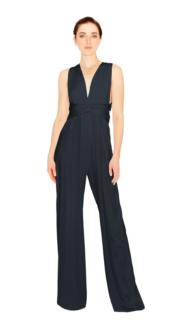 Best 25 infinity dress ways to wear ideas on pinterest our multiway jumpsuitnbspcan be twisted and tied in endless different ways and is the perfect addition to any wardrobe after the bid day bridesmaids also ombrellifo Images