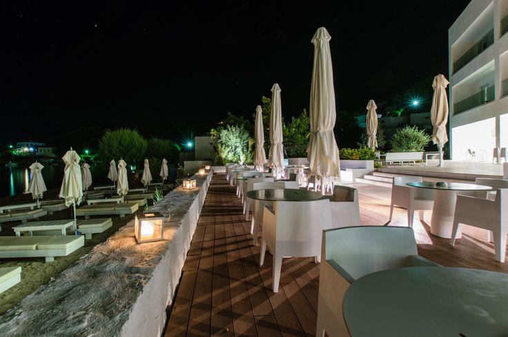 Summer nights @ #theionbar ! #patmos #grikos #patmosaktis #summernights More:http://goo.gl/tiM3It