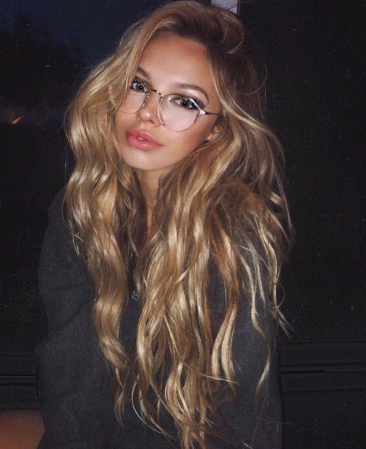 [Get 44+] Brille Fuer Blonde Haare