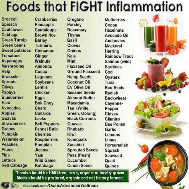 Foods To Eat To Fight Lyme Disease