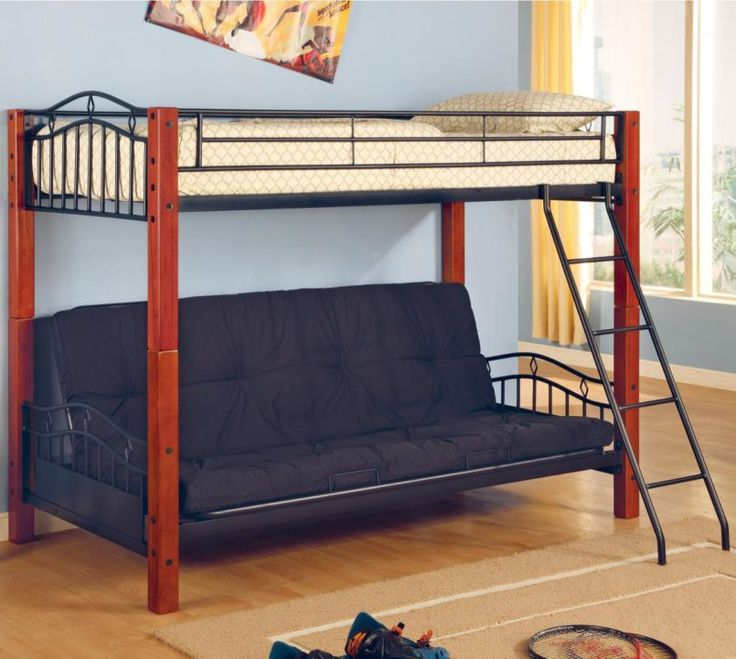 Adult Futon Bunk Bed