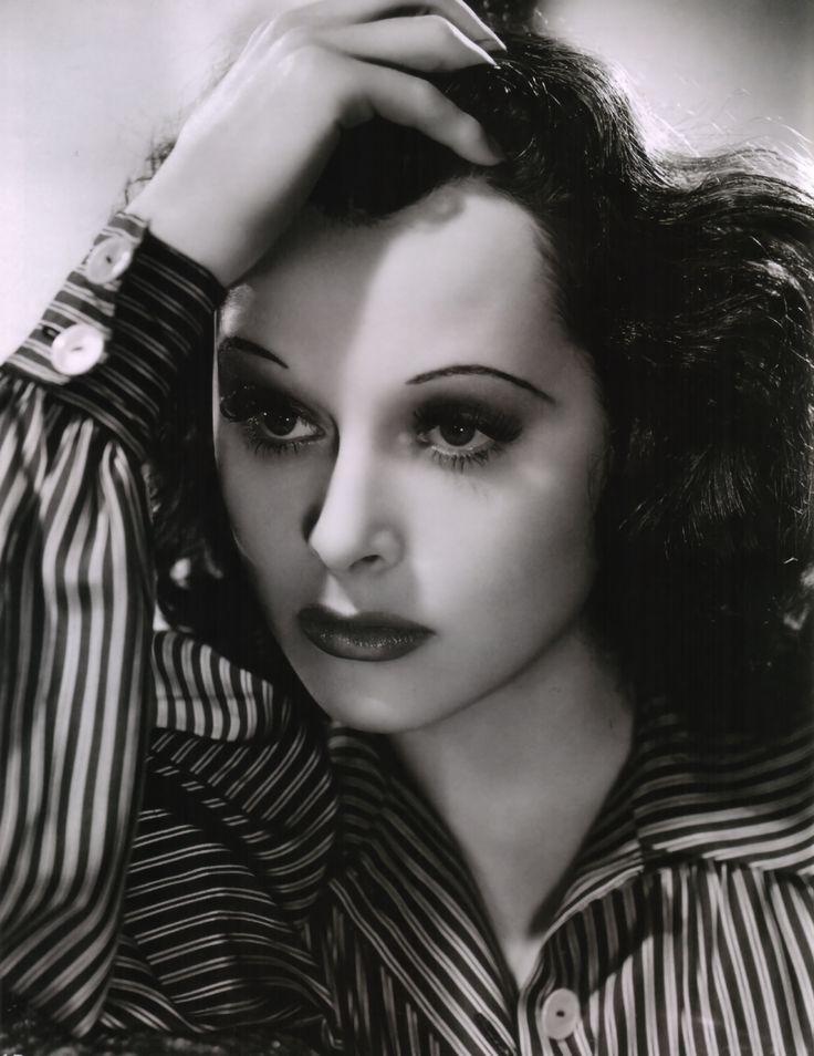 Hedy Lamarr Lady of the Tropics