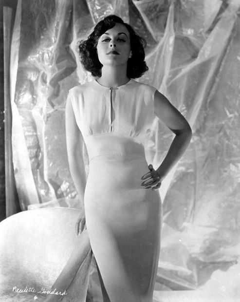 Image result for sexy paulette goddard