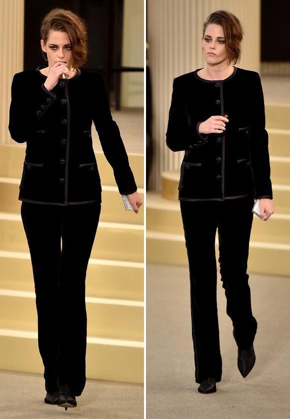 » クリステン・スチュワート、『シャネル』ショーのオープニングを飾る | 海外セレブ&セレブキッズの最新画像・私服ファッション・ゴシップ | Jinclude
