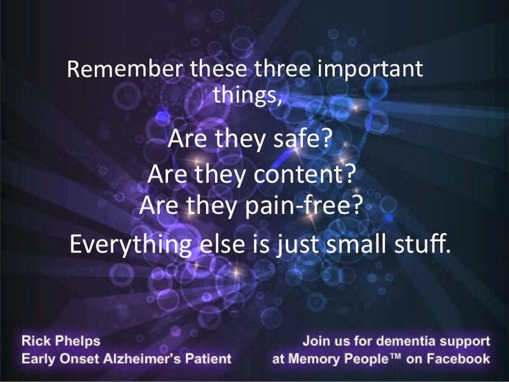 Rick Phelps' Blog.   Please Share and Join us for 24/7 Alzheimer's/Dementia support, at Memory People on Facebook. https://www.facebook.com/groups/180666768616259/