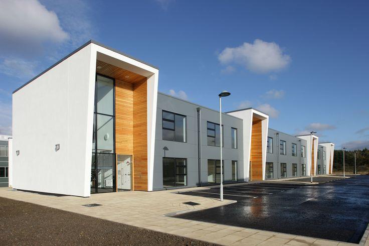 Alba Business Pavilions, Livingston