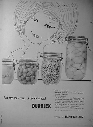 """""""Pour mes conserves j'ai adopté le bocal Duralex"""""""