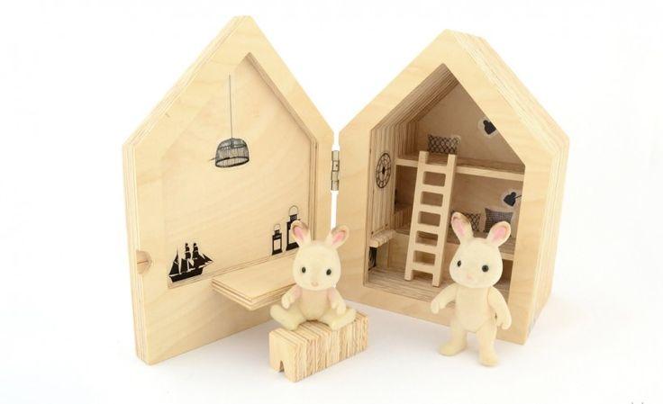 PRODUKTY | TAMIDO - domki dla lalek