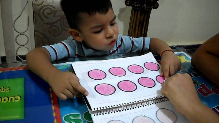 como enseñar a leer y contar a un niño de 2 años 6 meses