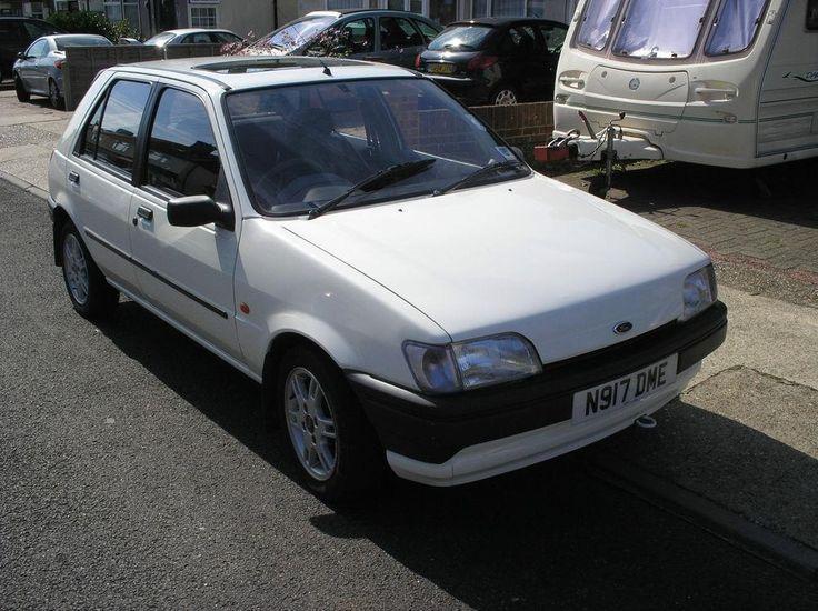 1996 Ford Fiesta