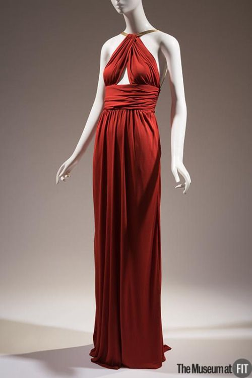 Evening DressYves Saint Laurent, 1974The Museum at FIT