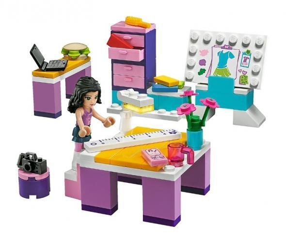 Quand LEGO ressuscite Poly Pocket... DAMNED !