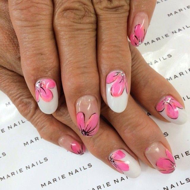 Instagram media by marienails_jpn #nail #nails #nailart