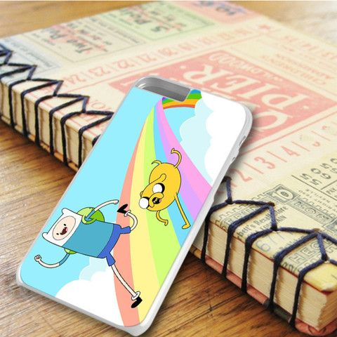 Adventure Time Finn And Jack iPhone 6 Plus iPhone 6S Plus Case