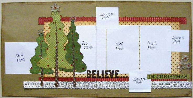 """Believe in Christmas"" Class by Kim Colliss"