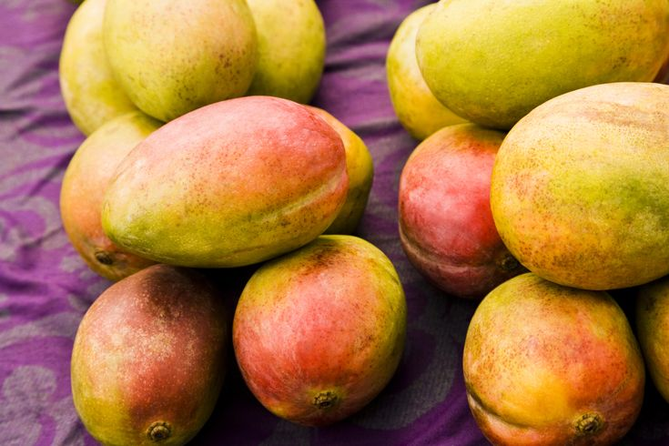 Dried Mango Nutrition Information